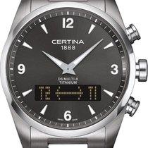 Certina DS Multi-8 C020.419.44.087.00 Herrenchronograph Mit...