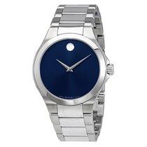 Movado Defio Blue Dial Men's Watch