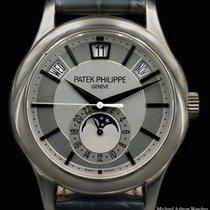 Patek Philippe Ref# 5205G-001, Annual Calendar Two-tone dial