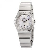 Omega Ladies 12310276055004 Constellation Watch