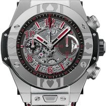 Hublot Big Bang Unico World Poker Tour Watch LIMITED NUMBERED...