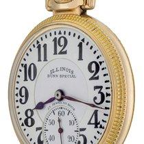 Illinois 163A Elinvar Bunn Special 23 Jewel 60 Hour