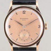 Patek Philippe Calatrava ref 570 rose gold rose dial
