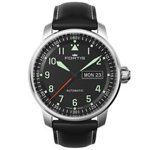 Fortis AVIATIS Flieger Professional Automatic Glowing Dial...