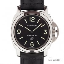 パネライ (Panerai) Luminor Base Logo Acciaio 44 mm(NEW)