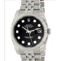 Rolex Datejust 36mm 116234 Steel, Diamonds, 36mm
