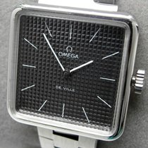Omega Ladies' De Ville Quartz Steel Vintage '80
