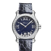 Chopard Ladies 278559-3006 Happy Sport Watch