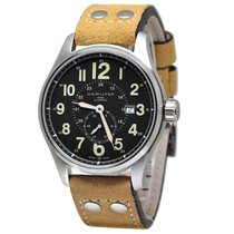Hamilton Men's H70655733 Khaki Officer Automatic Watch