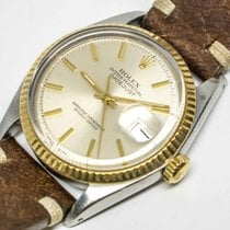 Rolex Mens Datejust Champagne Dial 1601  (Serviced)
