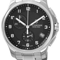 Victorinox Swiss Army Classic Officer's Quartz Chronograph...