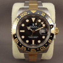 Ρολεξ (Rolex) Rolex Gmt-Master II Steel/gold 116713LN