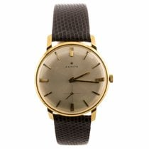 Zenith Gold Star Watch