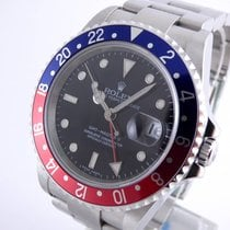Rolex GMT Master II   BLRO  Stick Dial  -unpolished-