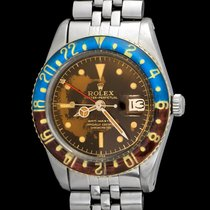 Rolex Gmt-master 6542 With Tropical Dial & Jubilee Rolex...