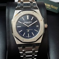 Audemars Piguet 15202ST Royal Oak Extra Thin Jumbo Automatic...