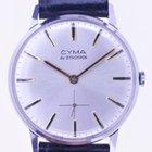 Cyma Mans Wristwatch