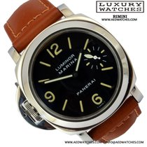 Panerai Luminor Marina PAM 22 Left Handed Tritium Full Set...