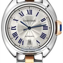 Cartier Cle De Cartier Automatic 40mm W2CL0002