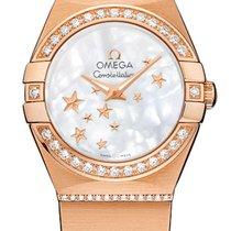Omega Constellation Star 24mm 123.55.24.60.05.004