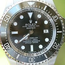 Rolex Mens 116660 Sea-dweller Deep Sea Stainless Steel Yr 2013...