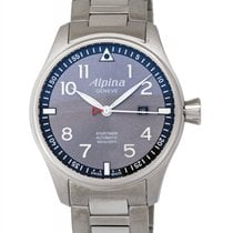 Alpina Startimer Pilot Date Automatic Men's Watch – AL-525GB4S6B