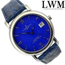 Ulysse Nardin San Marco 133-77-9 blue dial COSC Full Set 1997's