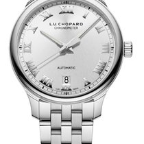 Chopard L.U.C 1937 Classic Stainless Steel Men's Watch