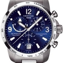 Certina DS Podium Chronograph GMT C001.639.44.047.00 Sportlich...