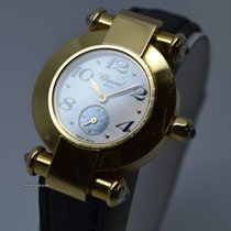 Chopard Imperiale 18K Gold 5 Diamonds Mother of Pearl