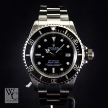 Rolex Seadweller 40mm 16600 No Holes