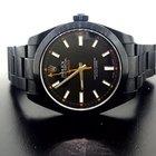 Rolex MILGAUSS BLACK VENOM