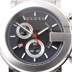 Gucci G-Face Chronoscope Chronograph