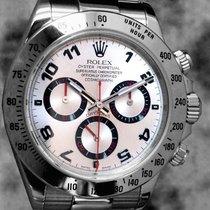 Rolex Daytona, Ref. 116509 - silber arabisch Zifferblatt