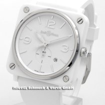 Bell & Ross Aviation BR S White Ceramic