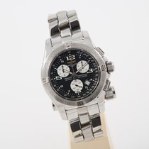 Breitling Emergency Mission Chrono Quartz top condition box...