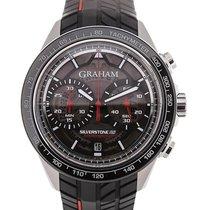 Graham Silverstone RS Superprint 42 Automatic Chronograph