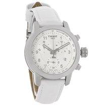 Tissot Danica Patrick Ladies Swiss Chronograph Quartz Watch...
