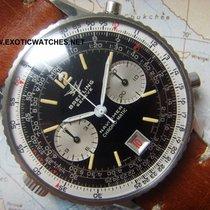 Breitling 1973 NEW OLD STOCK UNPOLISHED NAVITIMER CHRONO-MATIC...