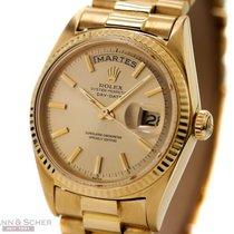 Rolex Vintage Day-Date Ref-1803 18k Yellow Gold Bj-1970