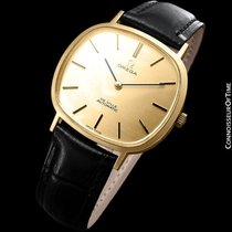 Omega 1974 De Ville Vintage Mens Automatic Full Size Dress...