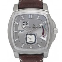 Carl F. Bucherer Carl F.  Patravi EvoTec Day Date Power...