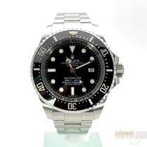 Rolex Sea-Dweller Deepsea 116660 LC100 aus 2016