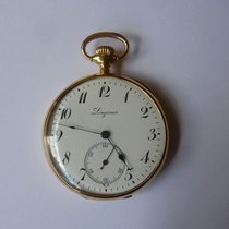 Longines pocket watch. Circa 1900.