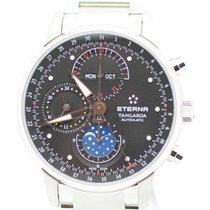 Eterna Tangaroa  Automatik Chronograph Mondphase Vollkalender
