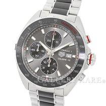 TAG Heuer Formula 1 Calibre 16 Chronograph Ceramic Bezel ...