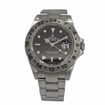 Rolex Explorer II Black Dial with papers ref. 16570