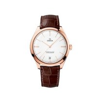 Omega 432.53.40.21.02.002 Deville Tresor 41mm Manual in Rose...