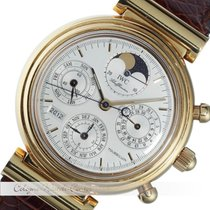 IWC Da Vinci Tourbillon Ewiger Kalender ltd. Gelbgold 3752-001