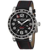 Graham Silverstone Time Zone Watch